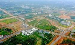 Hòa Lạc với diện tích hơn 17.200 ha trở thành 1 trong 5 khu đô thị vệ tinh lớn của TP. Hà Nội.